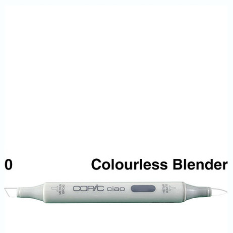 Copic Ciao Markers 0 - Colourless Blender