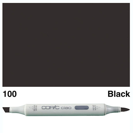 Copic Ciao Markers 100 - Black