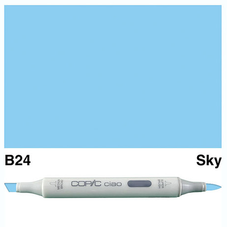 Copic Ciao Markers B24 - Sky