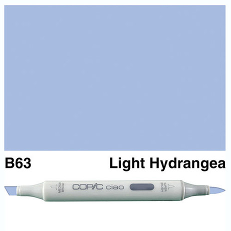Copic Ciao Markers B63 - Light Hydrangea