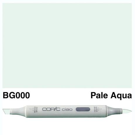 Copic Ciao Markers BG000 - Pale Aqua