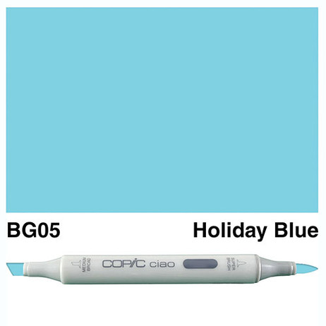Copic Ciao Markers BG05 - Holiday Blue