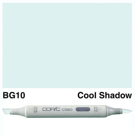 Copic Ciao Markers BG10 - Cool Shadow