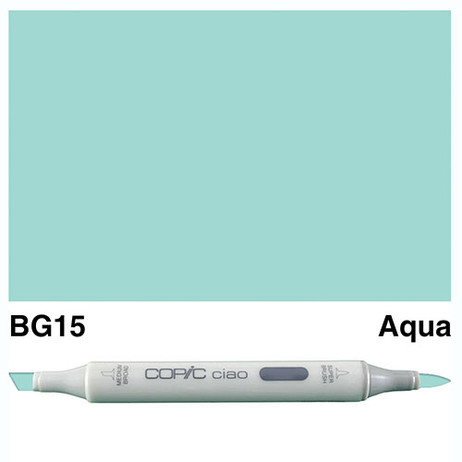 Copic Ciao Markers BG15 - Aqua