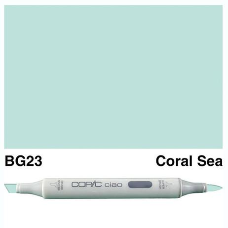 Copic Ciao Markers BG23 - Coral Sea