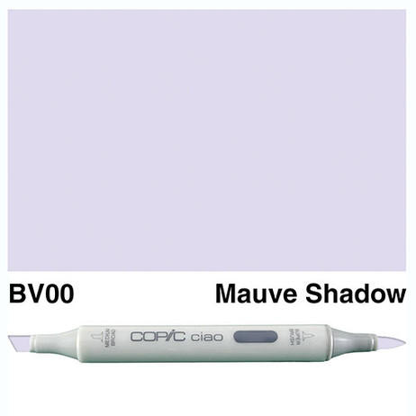 Copic Ciao Markers BV00 - Mauve Shadow