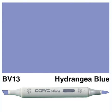 Copic Ciao Markers BV13 - Hydrangea Blue