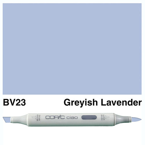 Copic Ciao Markers BV23 - Greyish Lavender