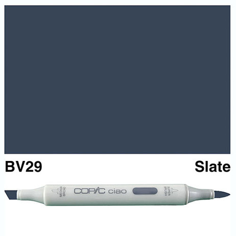 Copic Ciao Markers BV29 - Slate