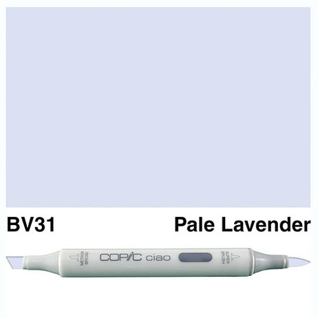 Copic Ciao Markers BV31 - Pale Lavender