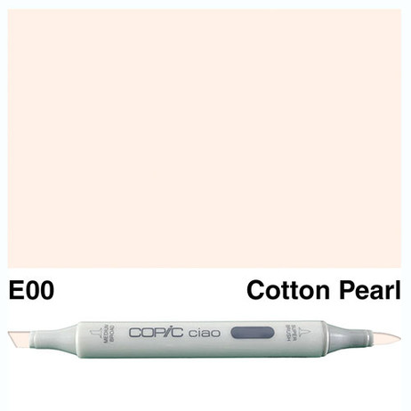 Copic Ciao Markers E00 - Cotton Pearl