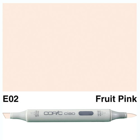 Copic Ciao Markers E02 - Fruit Pink