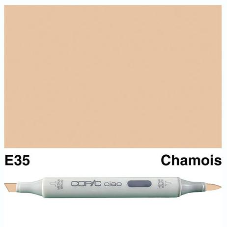 Copic Ciao Markers E35 - Chamois