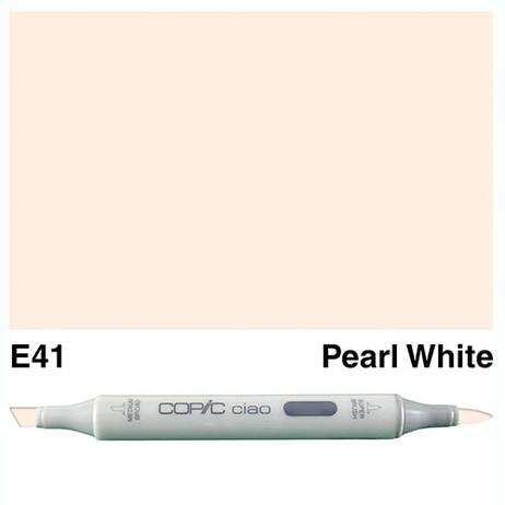 Copic Ciao Markers E41 - Pearl White