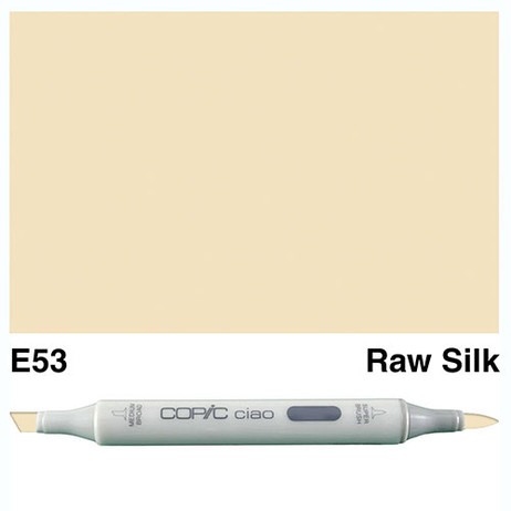 Copic Ciao Markers E53 - Raw Silk