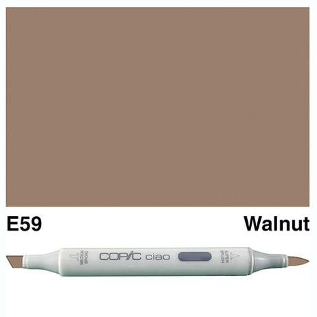 Copic Ciao Markers E59 - Walnut