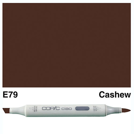 Copic Ciao Markers E79 - Cashew
