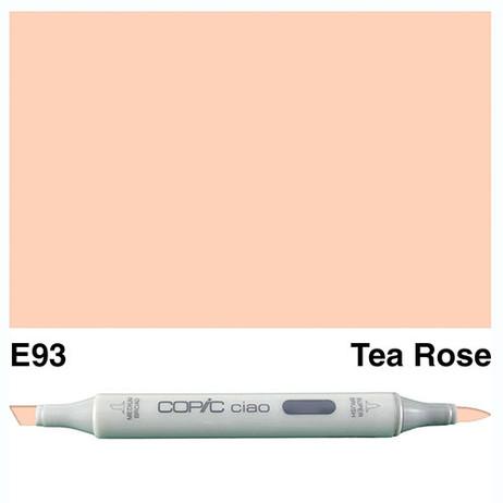 Copic Ciao Markers E93 - Tea Rose