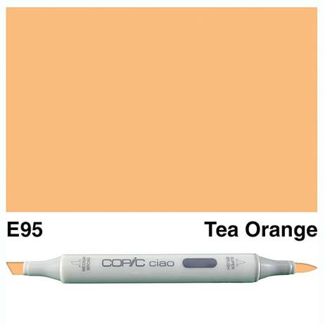 Copic Ciao Markers E95 - Tea Orange