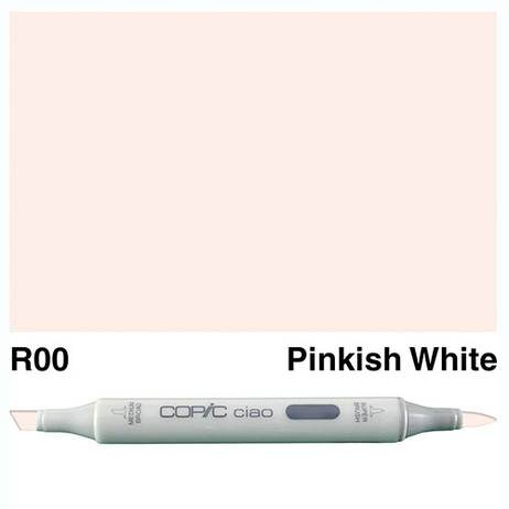 Copic Ciao Markers R00 - Pinkish White