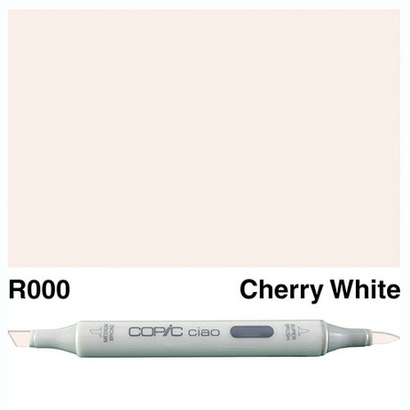 Copic Ciao Markers R000 - Cherry White