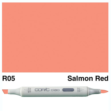 Copic Ciao Markers R05 - Salmon Red