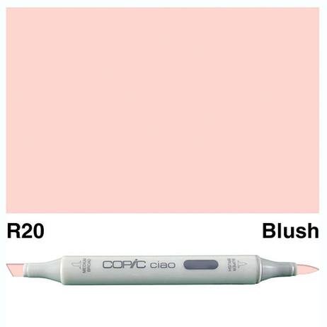 Copic Ciao Markers R20 - Blush