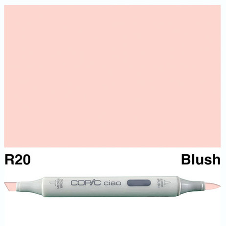 Copic Ciao Markers R20 - Blush