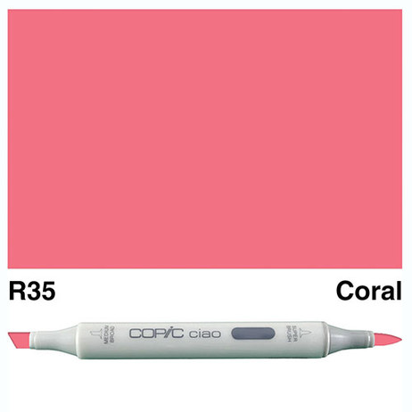 Copic Ciao Markers R35 - Coral