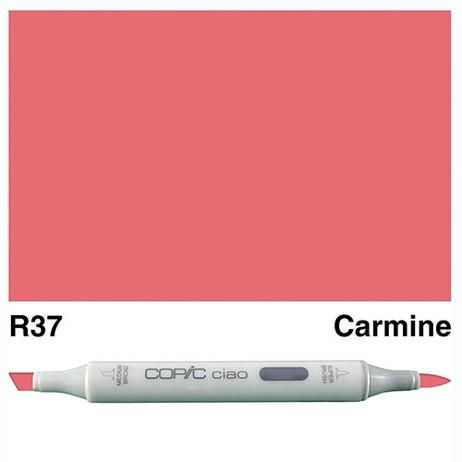 Copic Ciao Markers R37 - Carmine