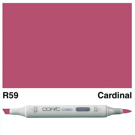 Copic Ciao Markers R59 - Cardinal