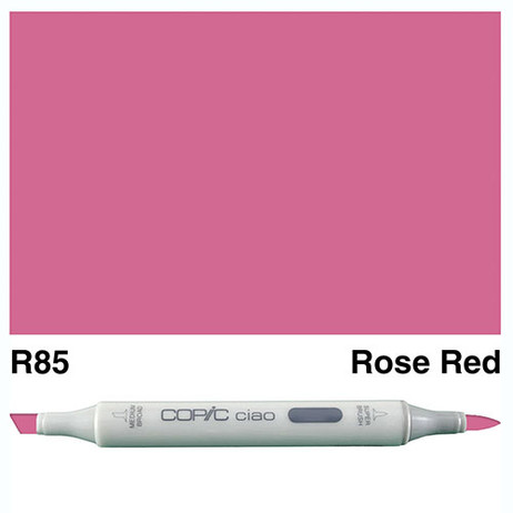 Copic Ciao Markers R85 - Rose Red