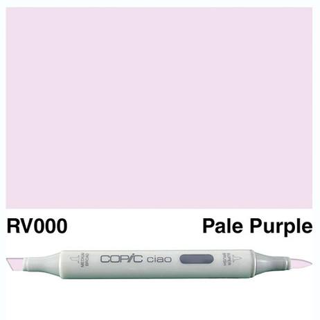 Copic Ciao Markers RV000 - Pale Purple