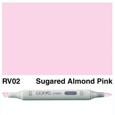 Copic Ciao Markers RV02 - Sugared Almond Pink