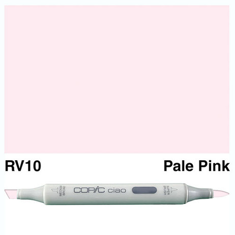 Copic Ciao Markers RV10 - Pale Pink