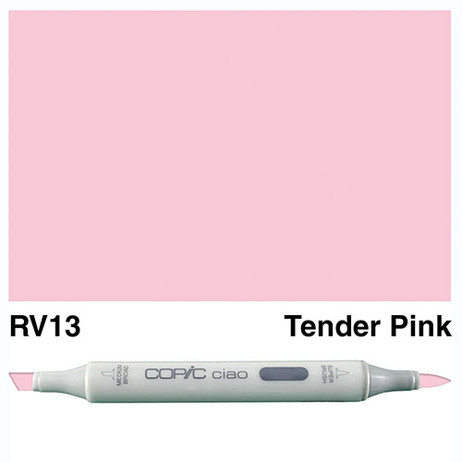 Copic Ciao Markers RV13 - Tender Pink