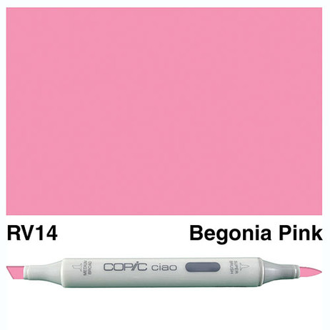 Copic Ciao Markers RV14 - Begonia Pink