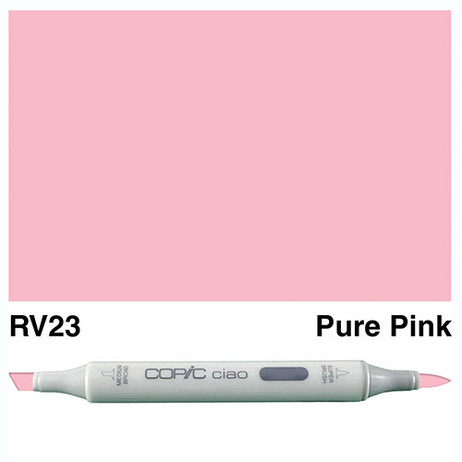 Copic Ciao Markers RV23 - Pure Pink