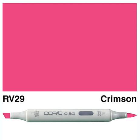 Copic Ciao Markers RV29 - Crimson