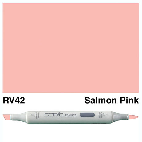 Copic Ciao Markers RV42 - Salmon Pink