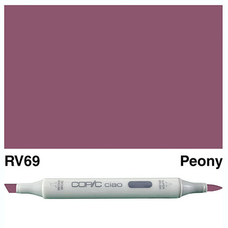 Copic Ciao Markers RV69 - Peony