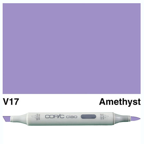 Copic Ciao Markers V17 - Amethyst