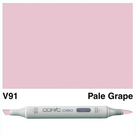 Copic Ciao Markers V91 - Pale Grape