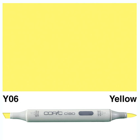Copic Ciao Markers Y06 - Yellow