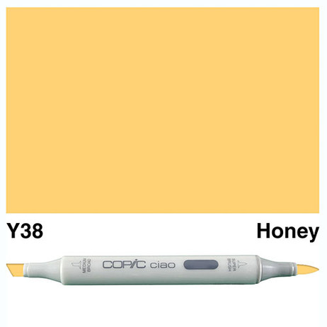 Copic Ciao Markers Y38 - Honey