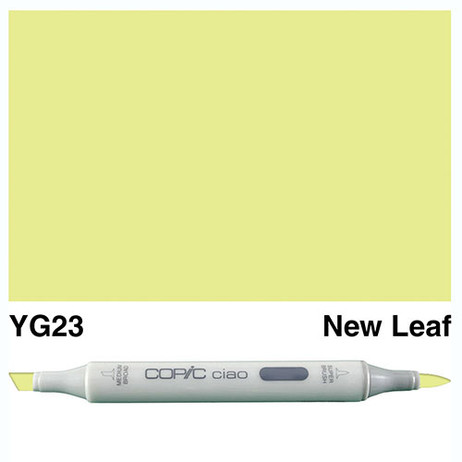 Copic Ciao Markers YG23 - New Leaf