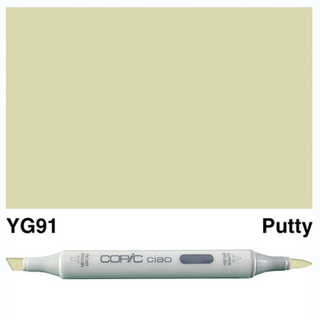 Copic Ciao Markers YG91 - Putty