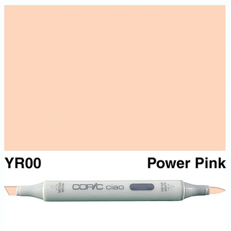Copic Ciao Markers YR00 - Power Pink