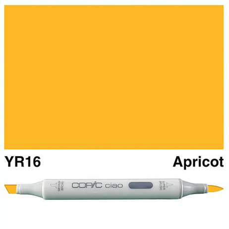 Copic Ciao Markers YR16 - Apricot