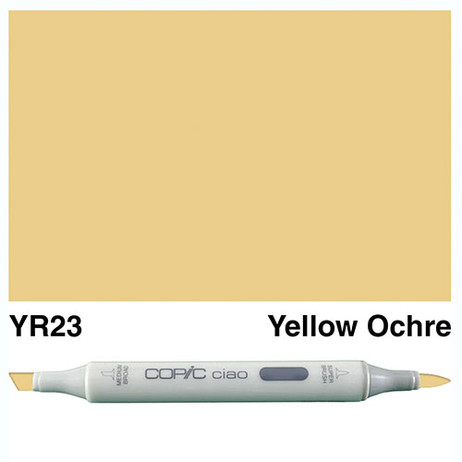 Copic Ciao Markers YR23 - Yellow Ochre